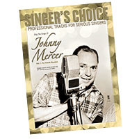 Professional Tracks for Serious Singers : Sing the Songs of Johnny Mercer, Volume 2 (for Female Vocalists) : Solo : Songbook & CD : 888680049102 : 1941566138 : 00142485