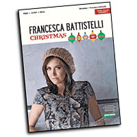Francesca Battistelli : Christmas : Solo : Songbook : 884088880354 : 1480330116 : 00115967