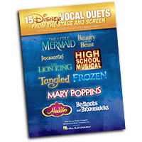 Various Arrangers : 15 Disney Vocal Duets : Duet : Songbook : 884088967529 : 1480369004 : 00124471