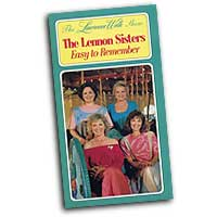 Lennon Sisters : Easy to Remember (VHS) : Video :  : 1420-3