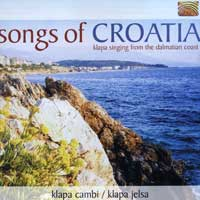 Klapa Cambi / Klapa Jelsa : Songs of Croatia : 00  1 CD :  : EUCD1899