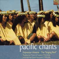 David Fanshawe : Pacific Chants - Polynesian Himene : 00  1 CD : EUCD1743