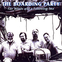 Boarding Party : Fair Winds and a Following Sea : 00  1 CD : 109